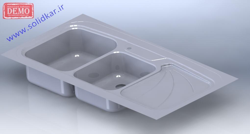 طراحی قالب پلاستیک